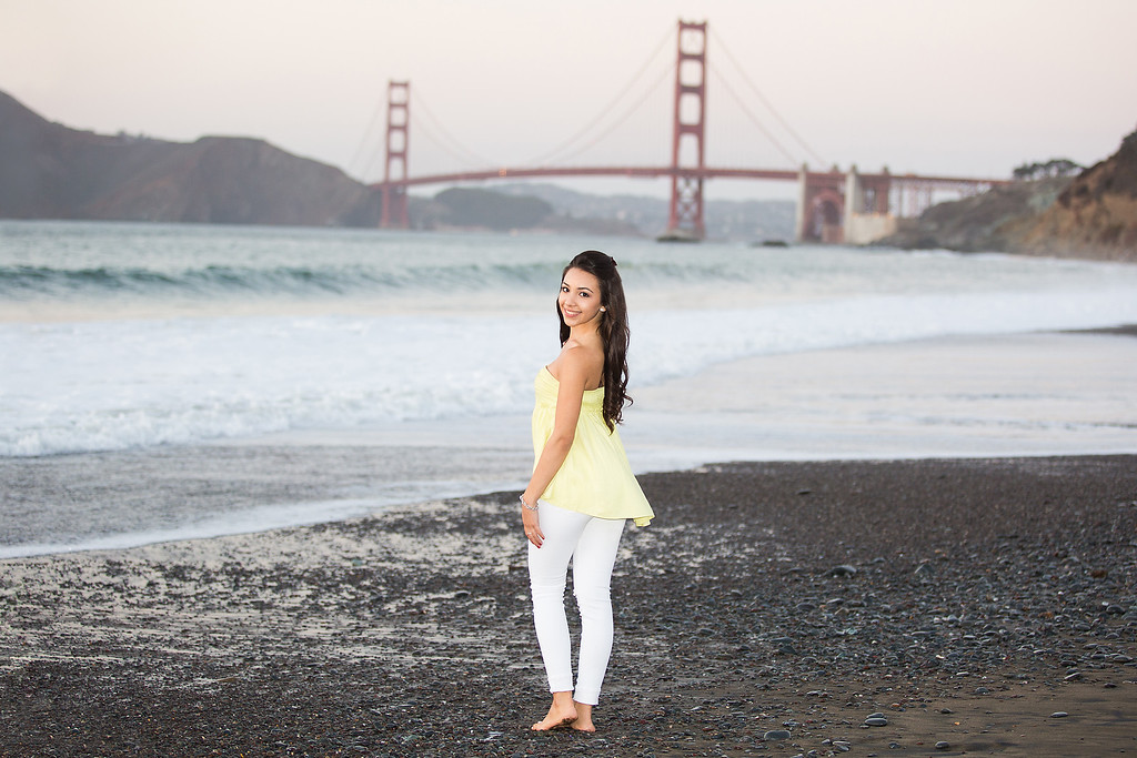 san francisco senior pictures